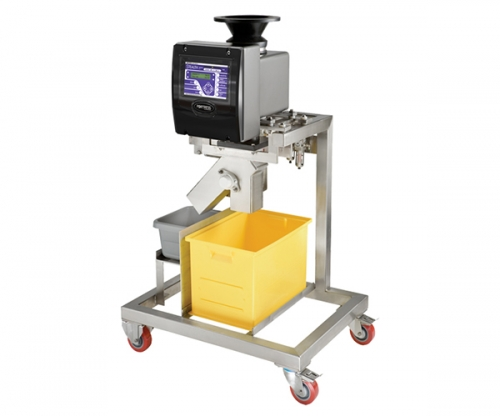 fortress laboratory metal detector machine